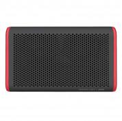 Braven B405GR Active Series Bluetooth Speaker - безжичен Bluetooth спийкър със спийкърфон за мобилни устройства (сив-червен)