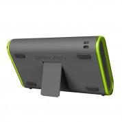 Braven B405SG Active Series Bluetooth Speaker - безжичен Bluetooth спийкър със спийкърфон за мобилни устройства (сив-зелен) 1