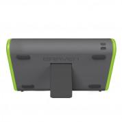 Braven B405SG Active Series Bluetooth Speaker - безжичен Bluetooth спийкър със спийкърфон за мобилни устройства (сив-зелен) 3