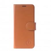 JT Berlin BookCase Kreuzberg Case for Samsung Galaxy S10 (brown)