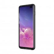 Incipio DualPro Case - удароустойчив хибриден кейс за Samsung Galaxy S10 Plus (прозрачен) 2