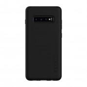 Incipio DualPro Case - удароустойчив хибриден кейс за Samsung Galaxy S10 Plus (черен) 3