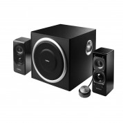 Edifier S330D 2.1 Speakers with Large Subwoofe (black)