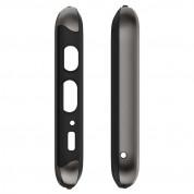 Spigen Neo Hybrid Case - хибриден кейс с висока степен на защита за Samsung Galaxy S8 (тъмносив) 4