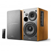Edifier R1280DB Powered Bluetooth Bookshelf Speakers (brown)