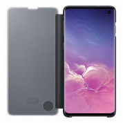Samsung Clear View Cover EF-ZG973CB for Galaxy S10 (black) 3