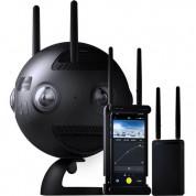 Insta360 Pro 2 - 360 градусова, 8K Ultra HD професионална VR камера за заснемане на любимите ви моменти  1