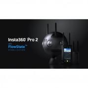 Insta360 Pro 2 - 360 градусова, 8K Ultra HD професионална VR камера за заснемане на любимите ви моменти  8