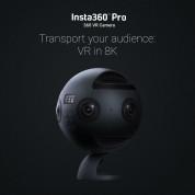 Insta360 Pro - 360 градусова, 8K Ultra HD професионална VR камера за заснемане на любимите ви моменти  7