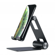 Satechi R1 Aluminum Foldable Stand (black) 4