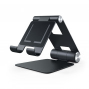 Satechi R1 Aluminum Foldable Stand (black) 1
