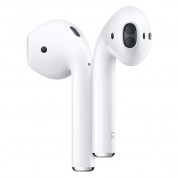 Apple AirPods 2 with Charging Case - оригинални безжични слушалки за iPhone, iPod и iPad 2