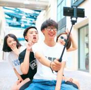 Xiaomi Mi Selfie Stick - разтегаем селфи стик за мобилни телефони (черен) 4