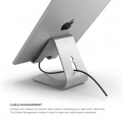 Elago P2 Stand (Silver) for iPad & Tablet PC (silver) 9