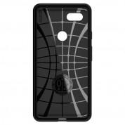 Spigen Rugged Armor Case - тънък качествен силиконов (TPU) калъф за Google Pixel 3 (черен) 7