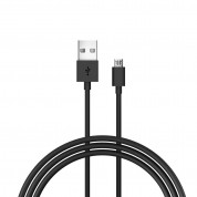 Just Wireless 180 cm Micro USB Charge and Sync Cable (180 cm) (black)