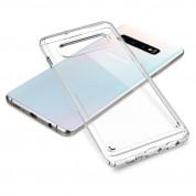 Spigen Ultra Hybrid Case - хибриден кейс с висока степен на защита за Samsung Galaxy S10 Plus (прозрачен) 5