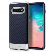 Spigen Neo Hybrid Case for Samsung Galaxy S10 Plus (navy/silver)