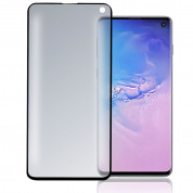 4smarts Curved High Flex Screen Protector with Fingerprint Detection - защитно покритие за дисплея на Samsung Galaxy S10 (прозрачен) 1