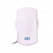 iGo 30-pin Wall Charger - захранване за ел. мрежа с вграден 30-pin Dock кабел за iPhone 4/4S, iPad и Apple устройства с 30-pin порт 3