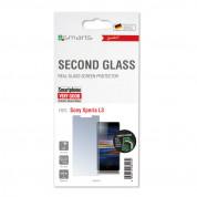 4smarts Second Glass - калено стъклено защитно покритие за дисплея на Sony Xperia L3 (прозрачен) 2