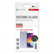 4smarts Second Glass for Samsung Galaxy A50 (clear) 2