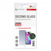 4smarts Second Glass for Samsung Galaxy A20E (clear) 2