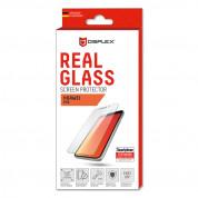 Displex Real Glass 10H Protector 2D - калено стъклено защитно покритие за дисплея на Huawei P30 (прозрачен) 2