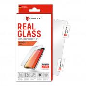 Displex Real Glass 10H Protector 2D - калено стъклено защитно покритие за дисплея на Huawei P30 (прозрачен)