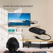 Wireless Bluetooth USB Receiver - аудио адаптер, чрез който можете да прехвърлите звука от мобилното ви устройство към телевизор или компютър 4