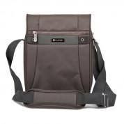 Platinet Notebook bag Preston Collection - чанта с презрамка за таблети до 10.2 инча (кафяв)
