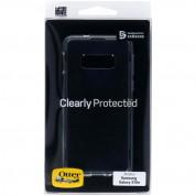 Otterbox Clearly Protected Skin Case - тънък силиконов кейс за Samsung Galaxy S10E (прозрачен) 4
