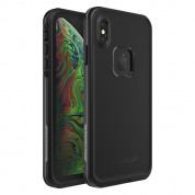 LifeProof Fre case for iPhone XS (black)