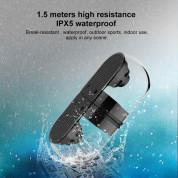 Ovevo BT Speaker Small Portable Bluetooth V4.2 Speaker IPX5 - безжичен водоустойчив Bluetooth спийкър с микрофон (прозрачен-черен) 1