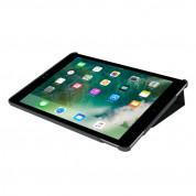Incipio Faraday Case - стилен кожен калъф и поставка за iPad Air 3 (2019), iPad Pro 10.5 (черен) 5