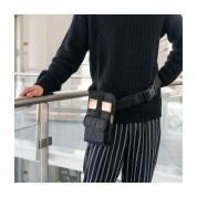 4smarts Universal Tabletholster - текстилна чанта с презрамка за таблети до 10 инча (черен) 3