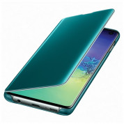 Samsung Clear View Cover EF-ZG973CG for Galaxy S10 (green) 3