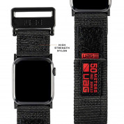 Urban Armor Gear Active Watch Strap for Apple Watch 38mm, 40mm (black) 4