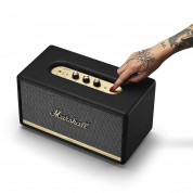 Marshall Stanmore II Voice With The Google Assistant Built-In (black) 1