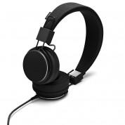 Urbanears Plattan 2 - слушалки с микрофон за мобилни устройства с 3.5 мм стерео-жак (черен)