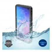 4smarts Rugged Case Active Pro STARK - ударо и водоустойчив калъф за Samsung Galaxy S10 Plus (черен)