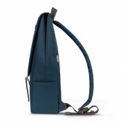 Moshi Helios Lite Designer Laptop Backpack - дизайнерска раница за Macbook Pro 13 и лаптопи до 13 инча (тъмносин) 2