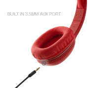 Edifier W800BT Wired and Wireless Headphones (red) 2