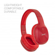 Edifier W800BT Wired and Wireless Headphones (red) 1