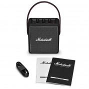Marshall Stockwell II - безжичен портативен аудиофилски спийкър за мобилни устройства с Bluetooth (черен)  6