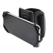 4smarts Universal Sports Band ATHLETE PRO - спортен калъф за ръка за iPhone и смартфони до 7 инча (черен) 2