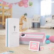 Lollipop Smart Wi-Fi-Based Baby Camera - иновативен WiFi бебефон с 4х зуум за iOS и Android (розов) 6