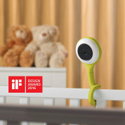 Lollipop Smart Wi-Fi-Based Baby Camera Pistachio 1