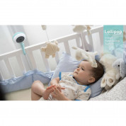 Lollipop Smart Wi-Fi-Based Baby Camera Pistachio 4
