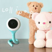 Lollipop Smart Wi-Fi-Based Baby Camera Turquoise 2